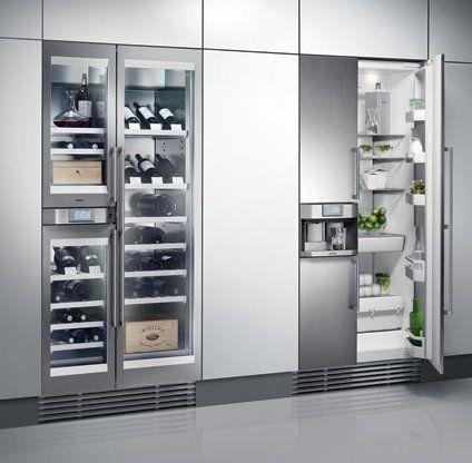 Gaggenau #refrigerator #freezer #ultimate #luxury
