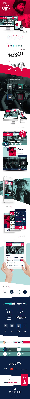 Red Bull Jova Remix Session Web & Mobile