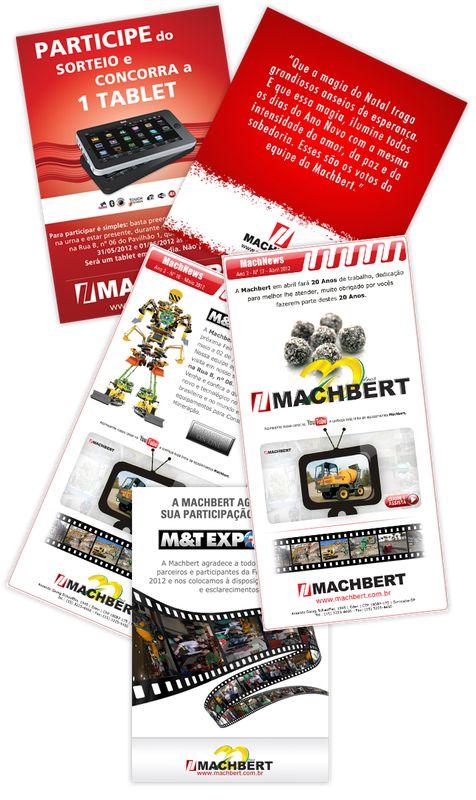 E-mail Marketing - Machbert