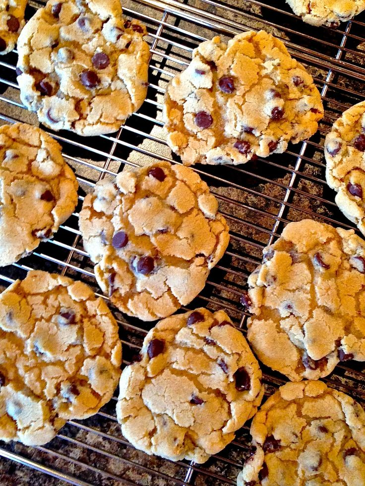 Chewy Chocolate Chip Cookies - Chef Michael Smith