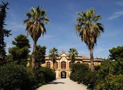 Вилла Палагония, Палермо, Сицилия, Италия, Европа