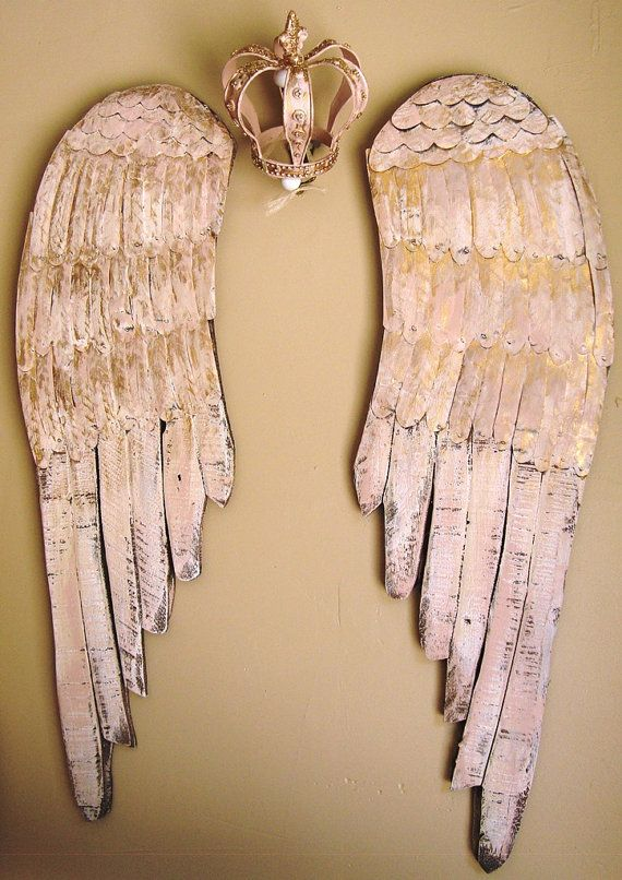 133 best WINGS images on Pinterest | Angel wings, Craft and Xmas