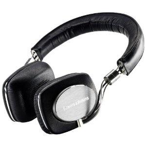 B P5 HiFi-Kopfhörer Metall/Echtleder schwarz: Amazon.de: Elektronik