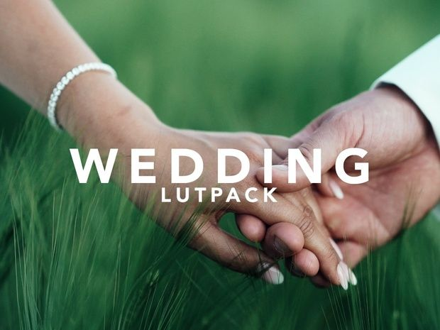 WEDDING LUT PACK for Sony A7S/a6300/a6500 | Premiere pro