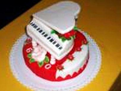 Klavír k 60-ti