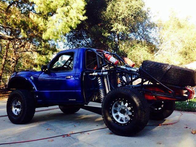 Ford Ranger Pre Runner Rock Crawlers Diesels Off