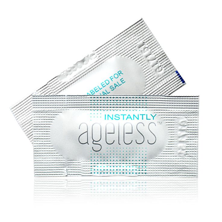2016 Best effective Hot Instantly Ageless Face lift serum Jeunesse 2 Sachets Anti Wrinkle Anti Aging Cream eliminate eye bags