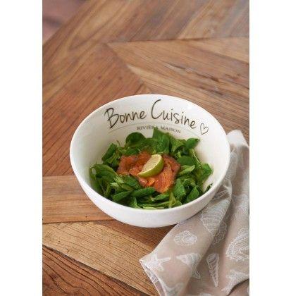 Bonne Cuisine Bowl M - Kitchen | Rivièra Maison
