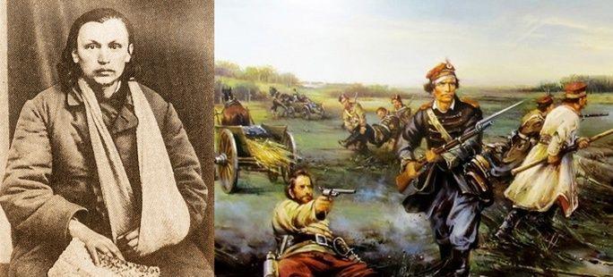 Ostatni walczący powstaniec - ks. Stanisław Brzóska