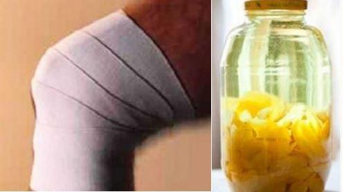 Cette recette de citron vous aidera à vous débarrasser des articulations douloureuses pendant de la nuit!
