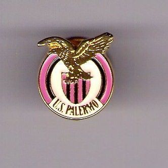 Distintivo Pins Spilla US Palermo calcio