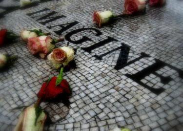 .: Strawberry Fields, Favorite Places, Imagine, Strawberries, Parks, Places I D, Central Park, John Lennon