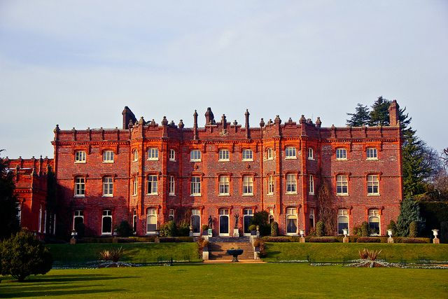 ARCHITECTURE – another great example of beautiful design. Hughenden Manor, High Wycombe, Buckinghamshire