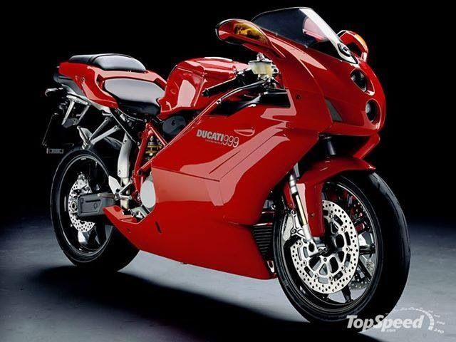 Superbe Ducati 999