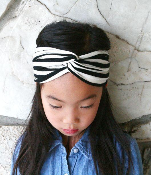 Diy Twisted Headband Sew Ins Beautiful And Headband