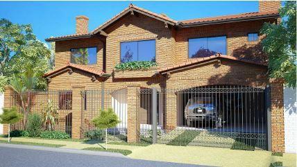 Fachadas de casas en paraguay buscar con google for Fachadas de casas clasicas modernas