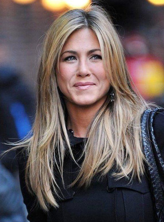 Jennifer Aniston Hairstyle 25 Style Personalized Jennifer