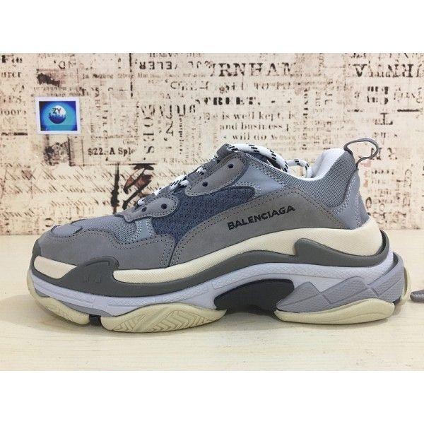 c9283829aa Buy Balenciaga Triple S Sneaker - Buy Balenciaga Triple S Sneaker Grey Balenciaga  Shop