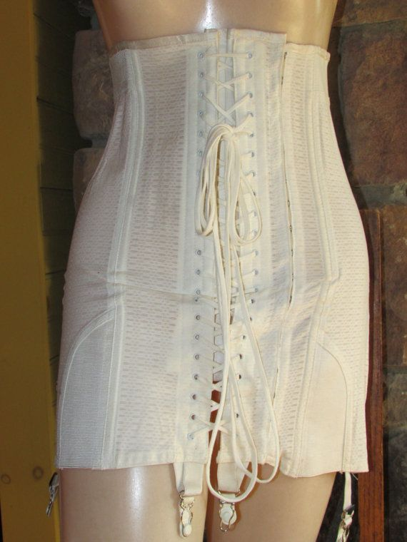 Corset Lace Up Dress