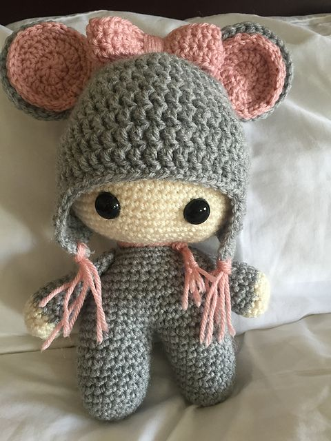 Ravelry: cicibel's Big head baby doll 3-6                                                                                                                                                                                 More