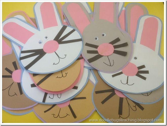 195 best preschool easter crafts images on pinterest for Easter craft for preschool