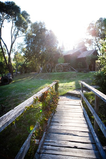 Inglewood Estate, Kangaroo Ground.