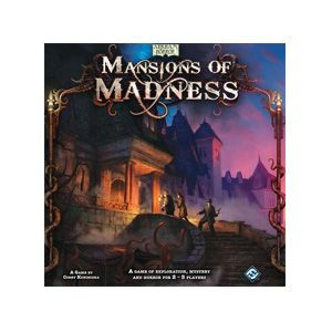 Mansions of Madness | Bergsala Enigma