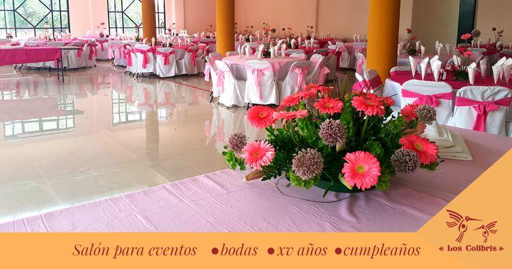 Salon de Eventos #tenancingo #eventos #fiestas #bodas #locolibris