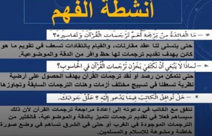 آفاق ترجمة القرآن نص تطبيقي للسنة الثالثة إعدادي Social Security Card Person Social