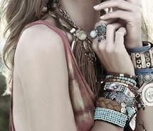Inspiring picture arm candy, boho, bracelets