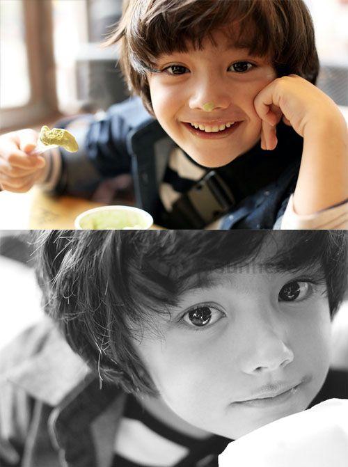 Daniel Hyunoo Lachapelle American Korean Handsome Kids