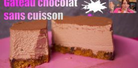 Gâteau au chocolat sans cuisson �df6b
