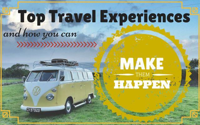 2014 Top Travel Experiences, via Otts World.