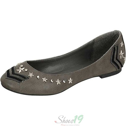Alice-03 BreckelleS Ballet Army Flats $16.25 Clubbing Wedding Prom Fashion Style Bridal Interview Work