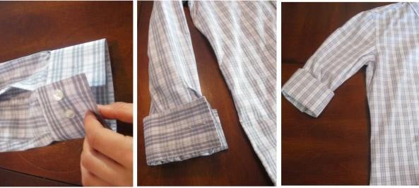 Tutorial: Come e quando arrotolare le maniche della camicia. Solo per Gentlemen :) #modi