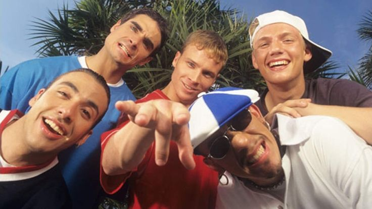 バックストリート・ボーイズがデビュー20周年を記念し、ドキュメンタリー映画『BACKSTREET BOYS: SHOW '...