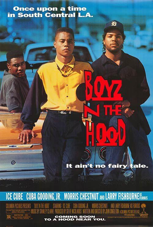 boys in the hood. john singleton