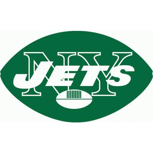 New york jets primary logo iron on stickers heat transfer