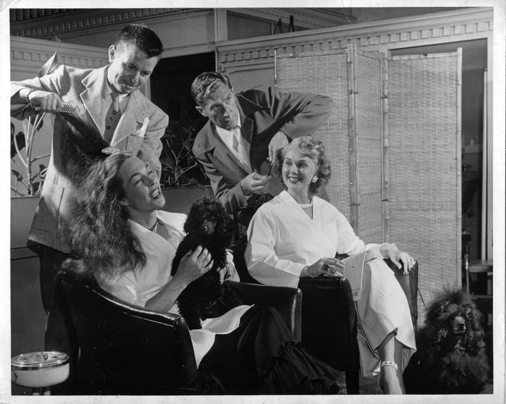1950s beauty salon salons pinterest for 1950 beauty salon