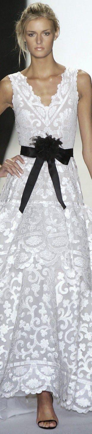OSCAR de la RENTA Spring 2005