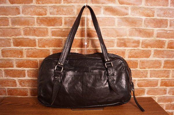 【楽天市場】【中古】ワイズ/Y's トートバッグ 鞄 レディース 女性用 レザー 革 ブラック 黒 ハンドバッグ ゴートレザー 山羊革 ヨウジヤマモト:ブランディング