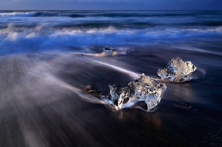 diamonds on beach by donald luo on 500px