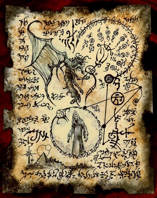 700 livres en euros | 1000+ images about spellbooks on Pinterest | Yog sothoth, Spell books ...