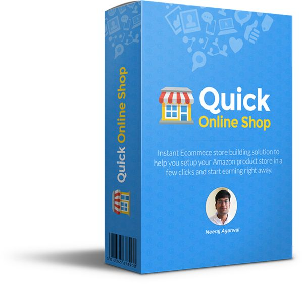 Quick Online Shop Amazon Themes Software By Neeraj Agarwal Review : Best Instant…