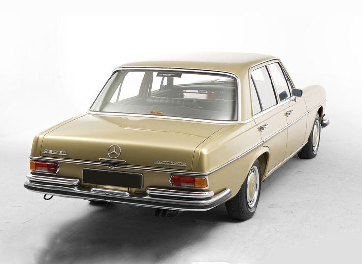 Mercedes benz 280 se w108 1968 1972 mercedes benz 1926 for 1926 mercedes benz for sale