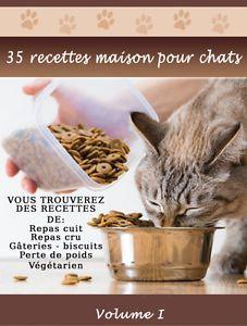 Livre de 30 recettes maison pour CHAT ** GRATUIT ** | accessoires | Trois-Rivières | Kijiji Mobile