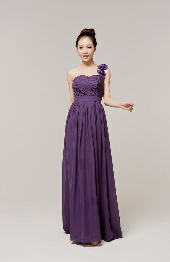 Purple Dresses For Wedding Guest