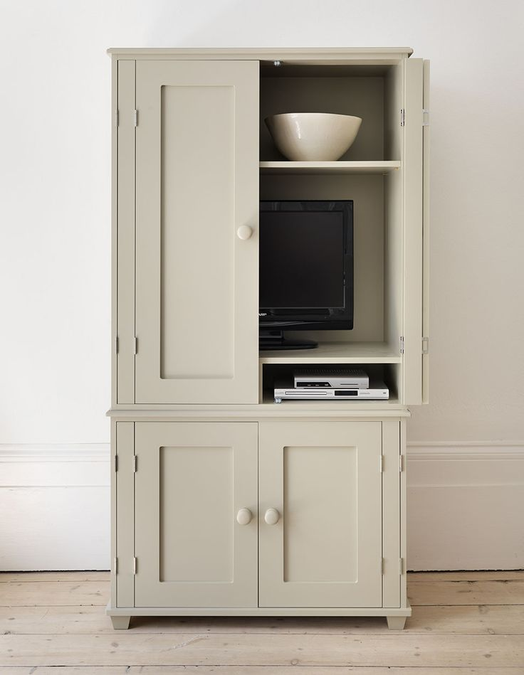 New England television Armoire - The Dormy House