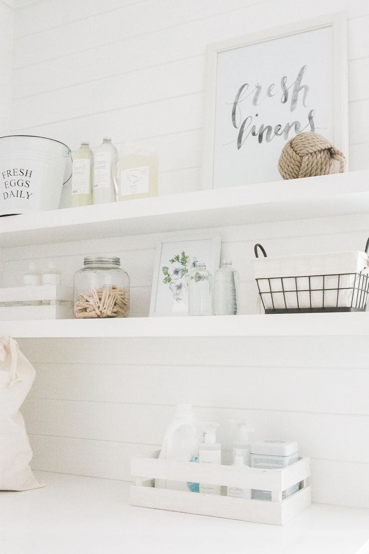 Top 5 Tips To The Perfect Laundry Room By Monika Hibbs: 1. Keep It Part 57
