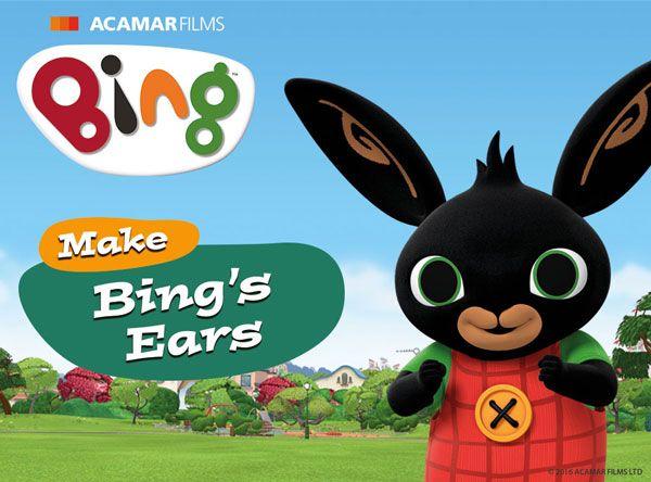 Make Bing's Ears!